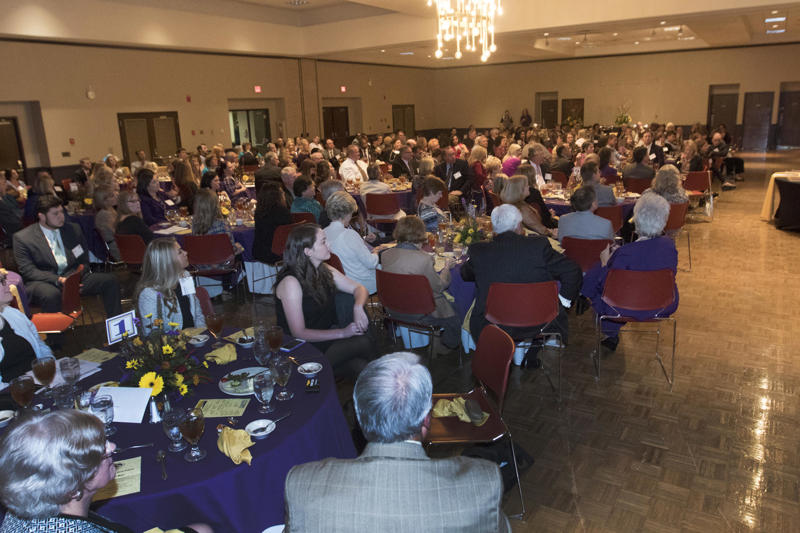 2016 Alumni Awards Banquet