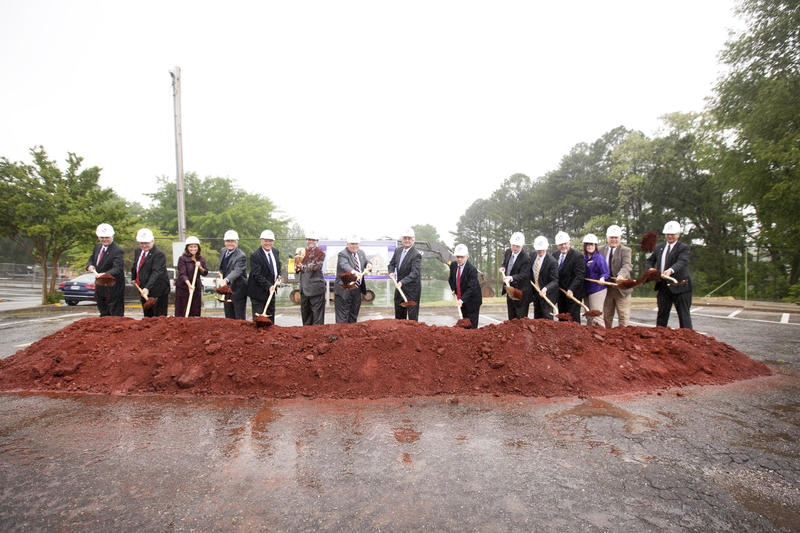 UNA Takes Giant Leap Forward With Groundbreaking for Science and Technology Building